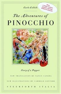 The Adventures of Pinocchio: Story of a Puppet