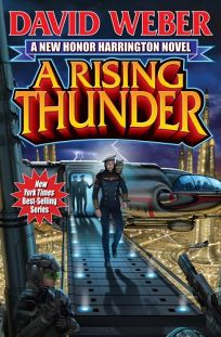 A Rising Thunder: A New Honor Harrington Novel