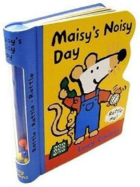 Maisys Noisy Day [With Attached Rattle]
