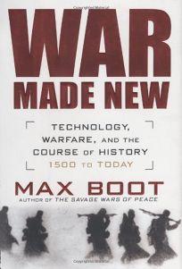 War Made New: Technology