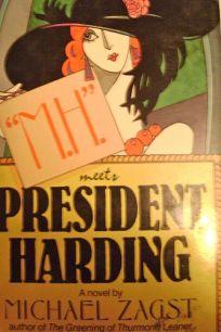 Mh Meets President Harding