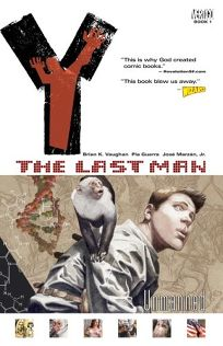 Y: The Last Man: Unmanned
