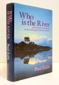 Who is the River: Getting Lost and Found in the Amazon and Other Places