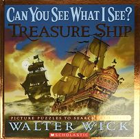Can You See What I See?: Treasure Ship