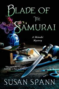 Blade of the Samurai: A Shinobi Mystery
