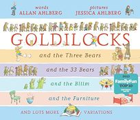 The Goldilocks Variations: A Pop-up Book
