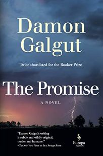 Fiction Book Review: The Promise by Damon Galgut. Europa, $25 (272p) ISBN 978-1-60945-658-0