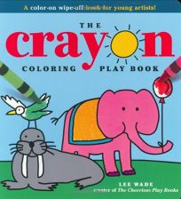The Crayon Coloring Play Book