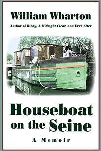 Houseboat on the Seine -OSI