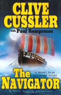 The Navigator: A Novel from the NUMA Files