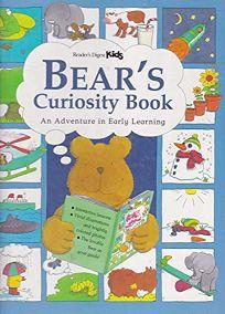 Bears Curiosity Book: An Adventure in Early Learning