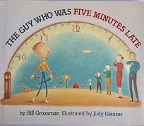 The Guy Who Was Five Minutes Late