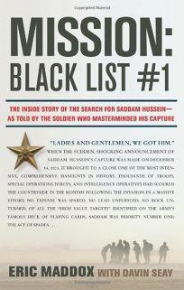 Mission: Black List #1