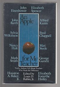 An Apple for My Teacher: Twelve Authors Tell about Teachers Who Made the Difference