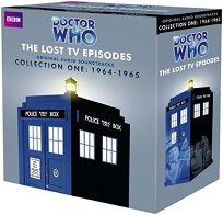 Doctor Who: The Lost TV Episodes Collection 1: 1964–1965