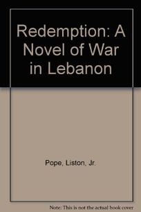 Redemption: A Novel of War in Lebanon