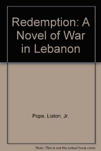 Redemption: A Novel of War in Lebanon