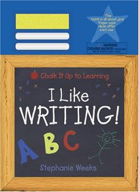 I Like Writing! [With Eraser and Chalk]