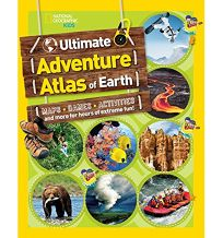 The Ultimate Adventure Atlas of Earth: Maps