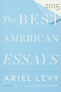 A Great American essays