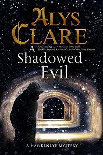 A Shadowed Evil: A Hawkenlye Mystery