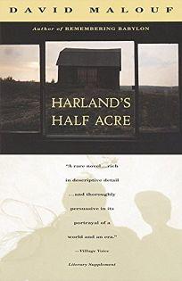 Harlands Half Acre
