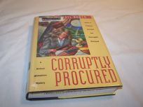 Corruptly Procured: A Richard Michaelson Mystery