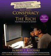 Rich Dads Conspiracy of the Rich: 8 New Rules of Money