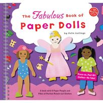Fabulous Book of Paper Dolls [With Paper People