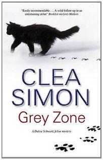 Grey Zone: A Dulcie Schwartz Mystery