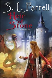 HEIR OF STONE: The Cloudmages #3