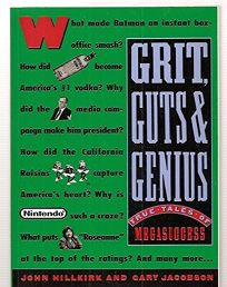 Grit Guts Genius Pa