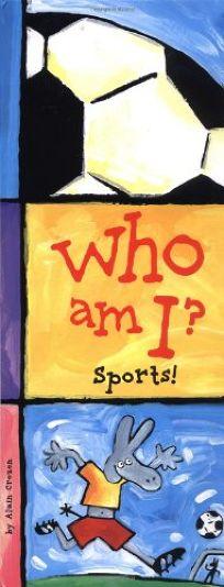 Who Am I? Sports!