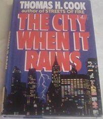 City When It Rains