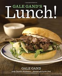 Gale Gand's Lunch!