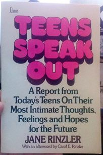 Teens Speak Out