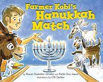 Farmer Kobi's Hanukkah Match
