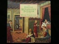 The Italian Renaissance Interior