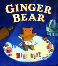 Ginger Bear