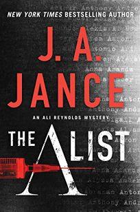 The A List: An Ali Reynolds Mystery