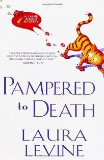 Pampered to Death: A Jaine Austen Mystery