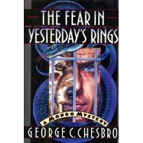 The Fear in Yesterdays Rings: A Mongo Mystery