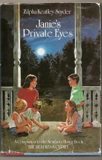 Janies Private Eyes
