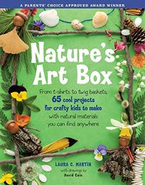 Natures Art Box: From T-Shirts to Twig Baskets