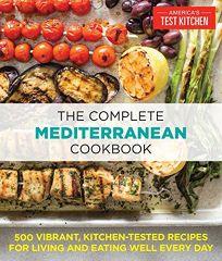 The Complete Mediterranean Cookbook: 500 Vibrant