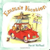 Emmas Vacation Board Book