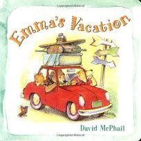 Emmas Vacation Board Book