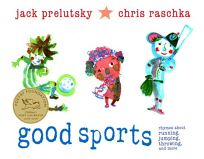 Good Sports: Rhymes About Running