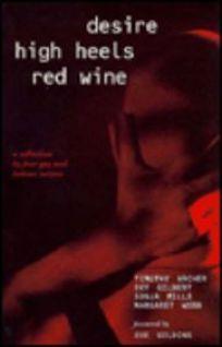 Desire High Heels Red Wine