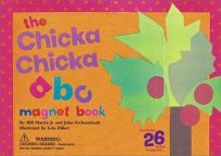 The Chicka Chicka ABC Magnet Book [With 26 Magnetic Letters